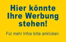 Platzhalter Banner gelb